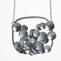 4.j.e.paterak flower & bubbles $525 - K Fitzgerald