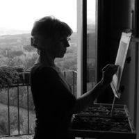 B&Wprofile - Kathleen Galligan